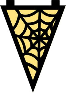 Silhouette Design Store - View Design #31712: halloween banner - web