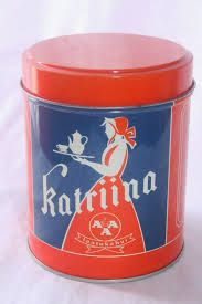 Coffee from the 1950's. (Finland)