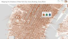 This week's Big Data Roundup brings understand from the shadows, takes influence from colours, spolights the segregation hiding in plain sight and avoids a crash course in office politics. The Data Playbook. Office Politics, Data Visualisation, Big Data, How To Look Pretty, Shadows, Nyc, Colours, York, City