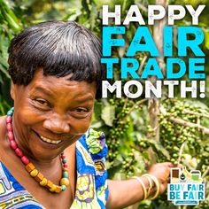 Want to WIN Fair Trade goodies? Visit http://BeFair.org to learn more about your food, enter daily giveaways & celebrate #FairTrade Month with us! #BeFair