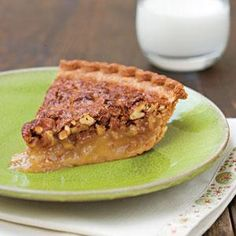 For a richer flavor in  this traditional pecan pie recipe, try using dark corn syrup. Both variations received high marks in our Test Kitchens.