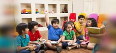 School for 1 or 2 year olds in Nagpur are many but selecting the best #kid #play #schools #Nagpur is essential since it is the first step for education of a kid.