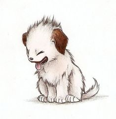 Akamaru This is just too cute.... seriously...
