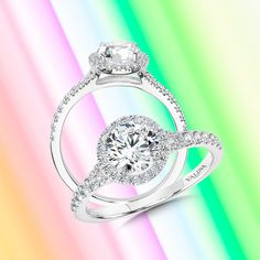 As the years go by, your love becomes brighter and more beautiful.#Valina #haloengagementring #halo #diamondhalo #haloring #dreamring #showmeyourrings #howheasked #futuremrs #dreamring #marryme #diamondrings #weddinggoals #engagementrings #2021wedding #heputaringonit #splitshank #splitshankengagementring #modernengagementring #engagementring #engagementringideas #engagementringgoals #engagementringinspiration #truelove #modernjewelry #diamonds #bridetobe #proposalring Classic Engagement Rings, Designer Engagement Rings, Future Mrs, Marriage Vows, Split Shank, Ring Designs, Halo, Fine Jewelry, Diamonds