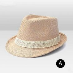3696f9f9269 Beach straw panama hat for men UV travel summer sun hats