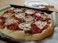 Ma Cuisine Végétalienne: Pizzas Quiches Tartes salées