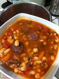 Feta, Chili, Soup, Easy, Recipes, Blog, Chile, Blogging