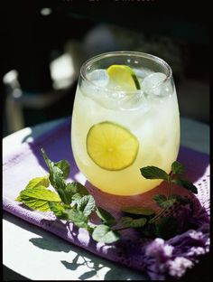 non-alcoholic beverages [epicurious]