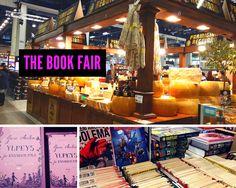 recap of the Helsinki book fair - theliterarychic.com
