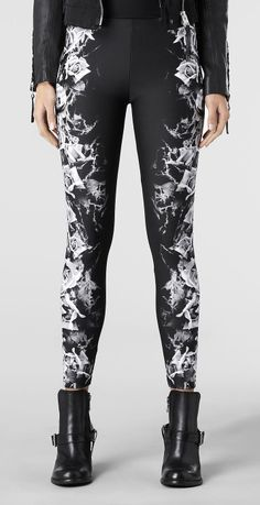 AllSaints Granite Leggings