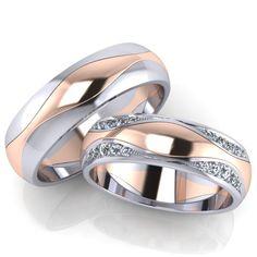Обручальные кольца ERS20