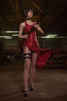 [Cosplay] Ada Wong (Resident Evil 4) par Akina Gasai