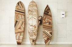 KELLY WEARSTLER | LIMITED EDITION SURFBOARDS. 'Mulholland', 'Pacific' and 'Zuma'