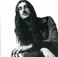 """Vincent Crane organist and pianist with The Crazy World of Arthur Brown, and wrote """"Fire"""", their number one hit of 1968. He went on to form Atomic Rooster"""