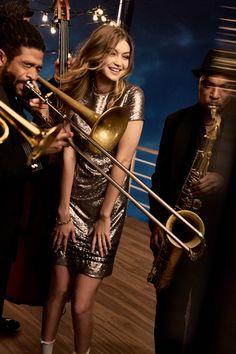 Gigi Hadid for Tommy Hilfiger Holiday 2016