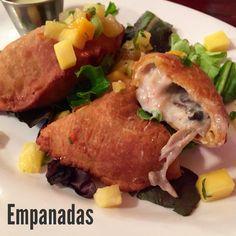 Yummy #latin food #empanadas @laviga in #norcal #bayarea #sf #hella #eat by #chef #joelazo #foodporn #foodie #timetoeat #yummy #food #follow  #foodgasm #eatdrinksleeprepeat