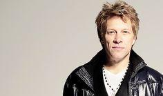 Jon Bon Jovi - gorgeous. Credit to bongiovilicious, Tumblr.
