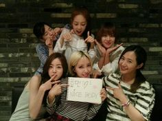 02 Invincible Youth Original Cast (G7):Reunion for the Hyomin' Solo Debut.