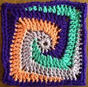 "Ravelry: Granny Square ""Spirale"" pattern by eliZZZa Wetsch"