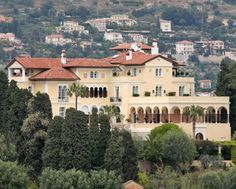 Brad Pitt and Angelina Jolie's French Palace inspired Chateau Miraval