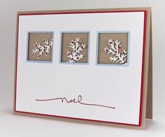 Manitoba Stamper (blog).  I think I'll use the garden sprig and try to make this card