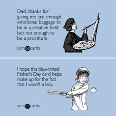 Slightly Inappropriate Someecards For Dad  - www.tressugar.com