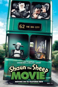 Shaun the Sheep Movie – Wallace and Gromit creators shows Official Trailer