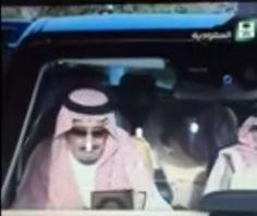 فيديو: خادم الحرمين الشريفين يقرأ القرآن في سيارته  #رمضان #يلا_رمضان #Ramdan #رمضان_كريم #ArabsTurbo #تيربو_العرب #سيارات #car