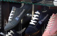 Facebook shoes - interesting  - New Web Best - Social Media