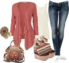 """Love this look"" by shauna-rogers ❤ liked on Polyvore"