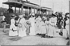 Praia das Maçãs Tram, 1930