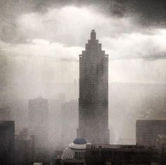 """Twitter / """"GAFollowers: Photo from today's storm in Atlanta"""""""