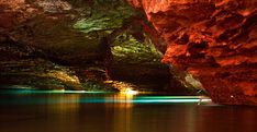 The largest underground lake in the US is under Tennessee, discovered by a 13 yr old boy - OffBeat Tennessee