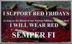 remember everyone deployed | Today is R.E.D Friday. Red Friday is (remember everyone deployed. As a ...