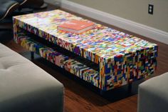 Lego - Table basse - Wanted