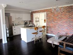 5 Ways to Get the Look of Exposed Brick at Home