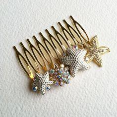 Beach Wedding hair accessories beach by PrettyBabyMillinery, $45.00