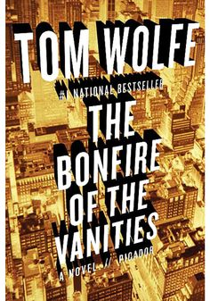 What do you get when a philandering wall Street WASP accidentally hits a young black man with his Mercedes somewhere in the Bronx? In Wolfe's hands, you get a hilariously astute slice of social commentary—of gilded age excess, ego and maneuvering—with precious few innocents in sight. Irresistible. The Dylan's Candy bar of novels. #beachreads