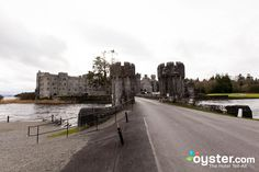 Ashford Castle embodies the fantasy of the Irish castle hotel, featuring a massive historic stone facade, complete with towers and turrets; gorgeous, manicured grounds; a stunning setting on a huge lake; and common spaces that are truly grand, with rich wood paneling, chandeliers, and antique furniture. The 82 sumptuous, individually decorated rooms combine old-fashioned grandeur with modern tech amenities (including electronic shades, free Wi-Fi, and wall outlets for both U.S. and European…