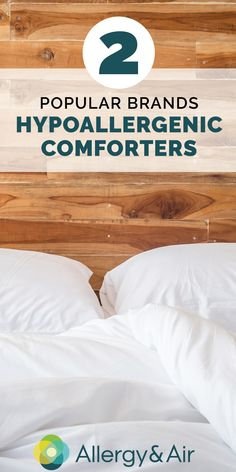 Hypoallergenic bedding is one of the best lines of defense against allergens while you sleep. Here are two of the best brands for you to consider. It can help alleviate and prevent a multitude of allergy symptoms caused by the presence of dust mites, bed bugs, mold, and pet dander.