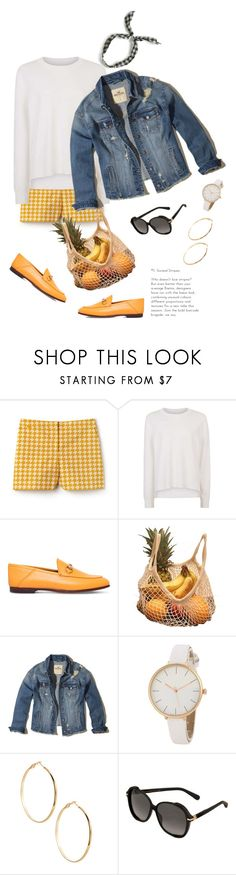"""""""Every Day Life'"""" by dianefantasy ❤ liked on Polyvore featuring Lacoste, Sweaty Betty, Gucci, Hollister Co., GUESS by Marciano, Marc Jacobs, Monki, polyvorecommunity and polyvoreeditorial"""