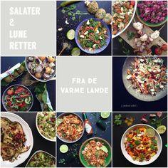 Salater & lune retter fra de varme lande