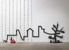 Anette Messager   ET RANGE TA CHAMBRE [AND TIDY YOUR BEDROOM], 2007-2009