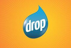 Drop. Diseño de logo para línea de productos de limpieza. Junín, Buenos Aires, Argentina.
