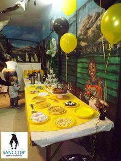 Birthday Party at SANCCOB