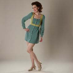 WWMMDW? What WOULD Mrs. Megan Draper Wear? #vintage #minidress #mod #madmen #megandraper @Etsy