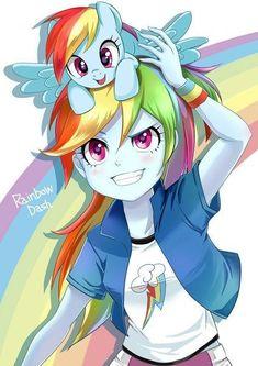 Dessin My Little Pony, My Little Pony Comic, My Little Pony Drawing, My Little Pony Pictures, Mlp My Little Pony, My Little Pony Friendship, Rainbow Dash, Equestria Girls, Sexy Cartoons