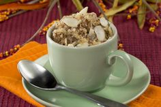 Coffee Cake in a Mug | EverydayDiabeticRecipes.com