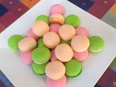 Handmade Macaroon soaps Soap Cake, Cake Factory, Macaroons, Soaps, Custom Design, Breakfast, Handmade, Food, Macaroni