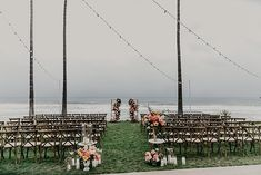 Whimsical Seaside Wedding at Scripps Seaside Forum